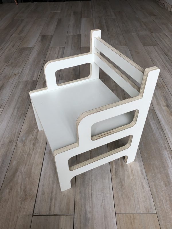 silla Benja inspiracion Montessori