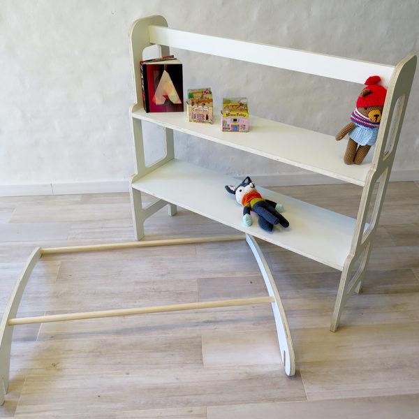 biblioteca waldorf- muebles para la infancia irqichay