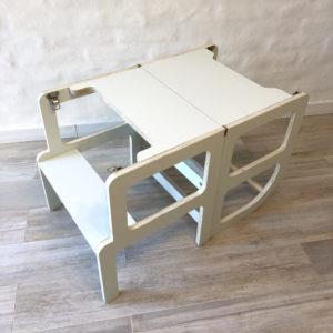 torre de aprendizaje inspiracion montessori muebles para la infancia irqichay