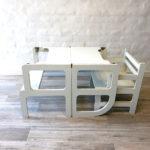 silla y torre de aprendizaje montessori muebles para la infancia irqichay