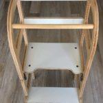 Torre de aprendizaje montessori muebles para la infancia irqichay