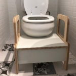 Escalon inodoro montessori muebles infantiles irqichay