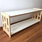 mueble bajo montessori
