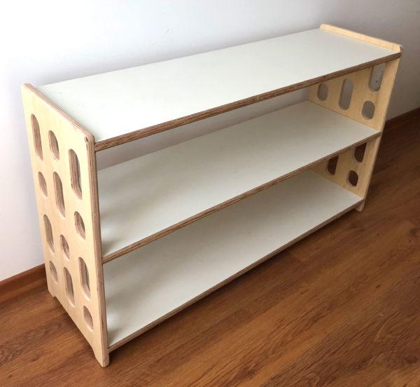 mueble medio montessori