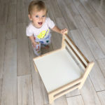silla baja montessori