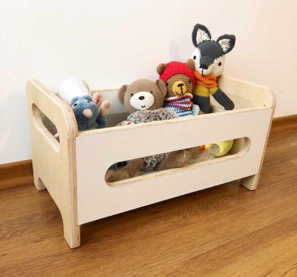 juguetero montessori