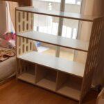 mueble montessori organizador irqichay
