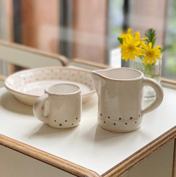 juego de ceramica para niños montessori irqichay